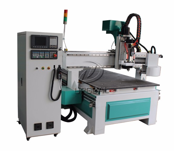 New Disc Auto Tool Changing Cnc Engraving Cutting Machine