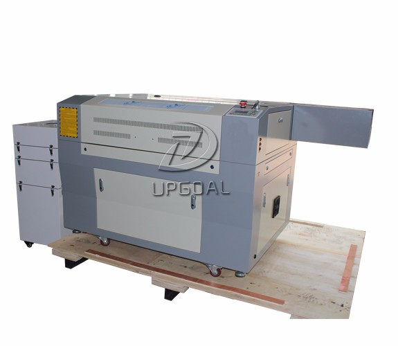 15-20mm Thickness Acrylic Co2 Laser Cutting Machine 130W